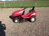 Mountfield ride on mower mulcher