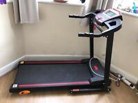 Rocket Bunny Treadmill, motorised elettric