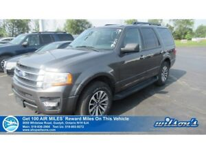 2017 Ford Expedition XLT 4WD | 3.5L ECOBOOST | LEATHER | HEATED