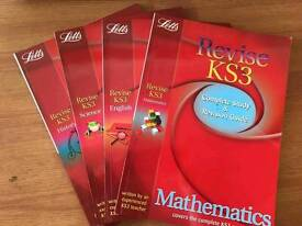 KS3 revision books