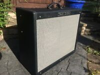 Fender Hot Rod DeVille 2*12 (circa 2006) 60W guitar tube amp - Very good condition