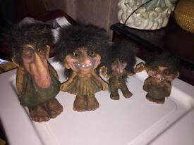 Ugly trolls