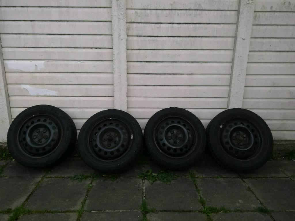 VW Winter Tyres