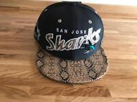 NHL San Jose Sharks SnapBack Caps