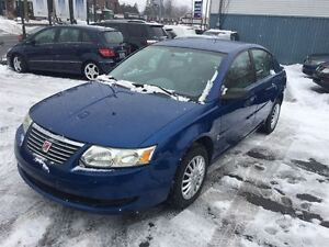 2005 Saturn Ion 2 Midlevel Manual