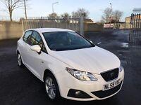 2009 Seat Ibiza 1.4 16v SE 5dr / HPi Clear