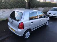 2005 Suzuki Alto 1.1 full year mot