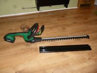 Qualcast LI-ion Cordless Hedge Trimmer - 18V brand new