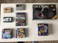 Bundle of retro gaining items!