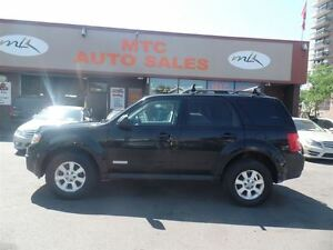 2008 Mazda Tribute GT V6, LEATHER, SUNROOF, 4X4