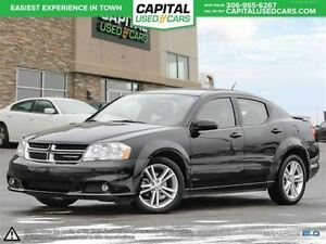 2012 Dodge Avenger SXT *PST Paid* Heated Seats