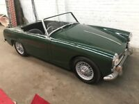 Early MG Midget MK1 (1963) 1098cc. One Family 20 years. Drives Beautifully. Tax Exempt.