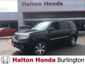 2015 Honda Pilot TOURING/ LEATHER HEATED SEATS/ NAVIGATION