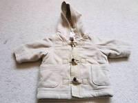 Next 0-3M winter Jacket