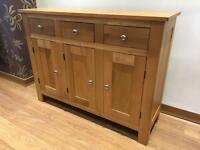 Solid wooden cupboard side board •free delivery •
