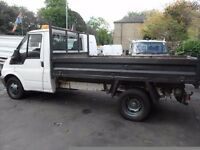 FORD TRANSIT TIIPER T350 DI (REDUCED)