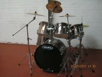 Mapex Horizon Drum Kit (6 Piece Hardly Used) For Sale due to Recording Studio Clearout.
