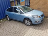 Ford Focus 2.0ltr tdci Titanium 2008 ...spares and repairs ... wont start timing belts jumped .