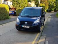 FIAT SCUDO VAN 2007 - Only 66,000 miles, no VAT. looking for a quick sale