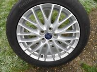 FORD FOCUS ALLOY L@@K