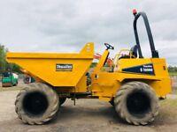 Thawiates 6 Tonne Dumper excellent condition year 2003 hrs 3282