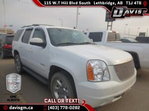 Used 2011 GMC Yukon SLT-8 Passenger,4WD-DVD, Sunroof, Heated Lea
