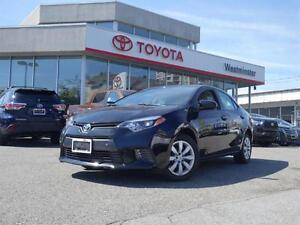 2015 Toyota Corolla Certified