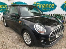image for Mini Hatch 1.5 One D, 2015, Manual - £56 PER WEEK - CAR IS £7995