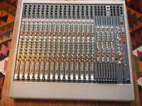 Allen & Heath GS3 / Thatched Cottage Audio S2 - 16 channel mixing desk