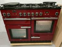 Rangemaster Professional Plus 110 All Gas Range Cooker with FSD 110CM