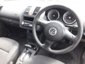 nice clean 5 doors automatic polo