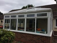Large conservatory for sale 14.5x 12.9