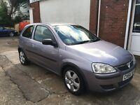 Vauxhall Corsa Design 1.2ltr brand new mot and fresh service SALE PRICE ideal small first time car