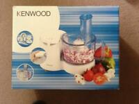 Kenwood FP108 food processor