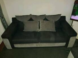 3 plus 2 seater sofa