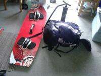 Kite surfing kit KAHUNA