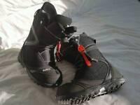 Women's Burton Starstruck Snowboard Boots UK size 6