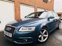 2009 09 Audi A6 Avant S-Line **New Shape** 2.0 TDI 170bhp++Cambelt Done not a4 passat 520 touring