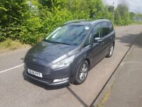 PCO UBER READY 2016 Auto Ford Galaxy / 7 Seater| Taxi/ Cab/ MPV / PCO / Hire/ Rent
