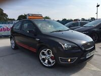 2008 08 Ford Focus ST 500 2.5 Turbo -Genuine Low 59,000 Miles - Full Service History - FREE WARRANTY