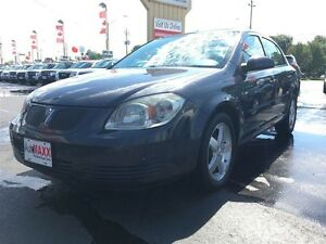 2009 PONTIAC G5 SE- SUNROOF, TILT STEERING, ALLOY WHEELS, FRONT