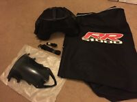 BMW S1000RR Bag,Screen and cover