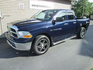 2012 Dodge Ram 1500 5.7L V8 - 4X4 - OUTDOORSMAN