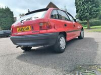 Vauxhall Astra Merit Auto, Very Low milage