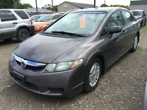 2010 Honda Civic DX-G CALL 519 485 6050 CERTIFIED