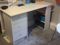 Children's desk - Malibu range from Argos