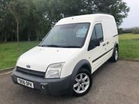 2006 06 FORD TRANSIT CONNECT L200 PANEL VAN 1.8 *DIESEL* - SIDE LOADING DOOR - MAY 2019 M.O.T!