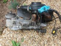 Typhoon 125cc engine untouched