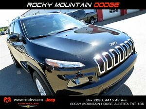 2015 Jeep Cherokee NORTH EDITION V6 HEATED SEATS  / SUNROOF / SA