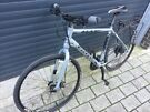 Canondale bought in summer 2015 disc brakes, 24 speed, new rack paid £50 Large size ready to race
